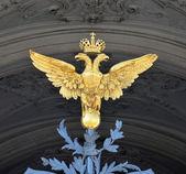 Double eagle. — Stock Photo