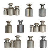 Calibration weights. — Stock Photo