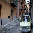 Stock Photo: Cefalu street