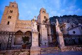 Cefal собор — Стоковое фото