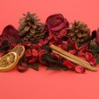 Mandarin,Cloves & Cinnamon pot pourri — Stockfoto #3129849