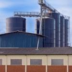 Storage silos — Stock Photo #1973594