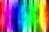 Courtain coloré abstrait — Photo