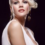 Gorgeous blonde — Stock Photo