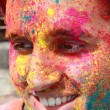Stock Photo: Holi Guy