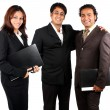 Smart Indian Business Team - Stock Photo