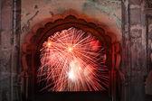 Diwali i indien — Stockfoto