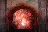 Diwali in india — Foto Stock
