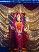 杜尔加女神 — 图库照片