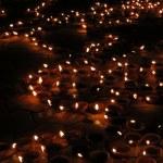 Diwali Lights — Stock Photo