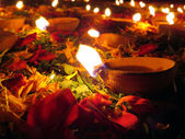 Diwali Decoration — Stock Photo