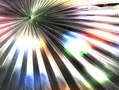 металлические цвета — Стоковое фото