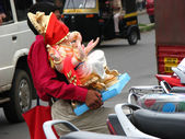 Ganesh Festival — Stock Photo