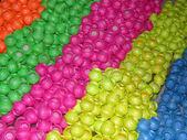 Festive Colorful Pots — Stock Photo