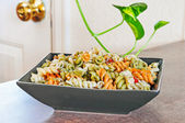 Macaroni Salad Side Dish — Stock Photo