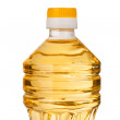 Stock Photo: Bottled oil