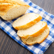 Fresh loaf of white bread — Stock Photo #33047005