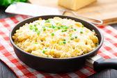 Maccheroni e formaggio — Foto Stock