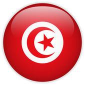 Błyszczący flaga Turcji — Wektor stockowy