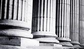 Pillar close-up — Stock Photo