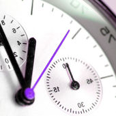 Relógio grande. — Foto Stock