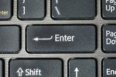Laptop-tastatur — Stockfoto
