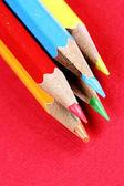 Afilados lápices — Foto de Stock