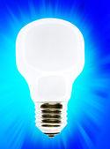 White bulb — Stock Photo