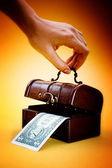 Cashbox — Stock Photo