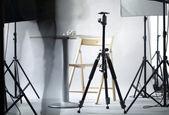 My photo studio — Stock Photo