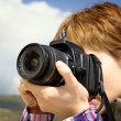 PHotographer — Foto de Stock
