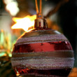 Christmas ornaments on tree. — Stock Photo #29416805