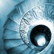 Spiral staircas — Stock Photo