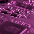 Electronic circuit board — Stock Photo #32648305