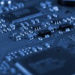 Electronic circuit board — Stock Photo #41390367