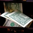 Stock Photo: Cashbox