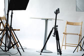 My photo studio — Stock Photo