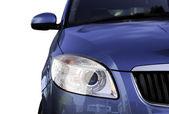 Blue car — Stock Photo