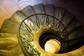 Spiral staircas — Stock Photo