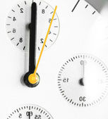 Groot horloge. — Stockfoto