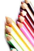 Close-up pencil. — Stock Photo