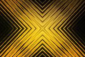 X - Glass Background — Stock Photo