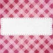 Pink retro background — Imagen vectorial