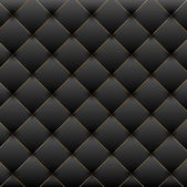 Luxusní černé pozadí — Stock vektor