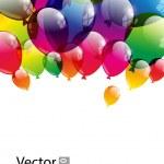 Balloon background — Stock Vector #13774539