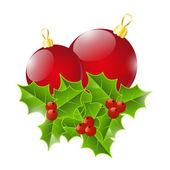 Noel kartı — Stok Vektör