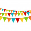 Royalty-Free Stock Imagem Vetorial: Party background