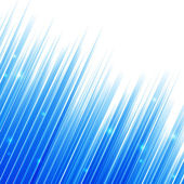 Abstrakt blau mit platz für text — Stockvektor