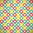Retro background for Your design — Imagen vectorial