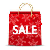 Christmas sale icon — Vettoriale Stock